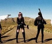 Girl Power, Guns and Grenades