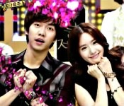 Yoona and Lee Seung-gi, First Official Couple of 2014!