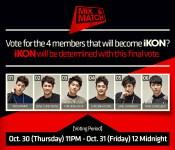 Mix & Match Finale Reveals iKON's Final Member