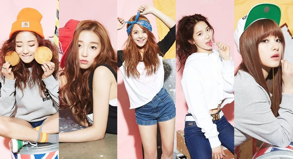 Cube Entertainment Clc Cube Entertainment