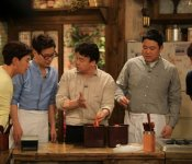 Men in the Kitchen: From TV Screens to Korean Kitchens