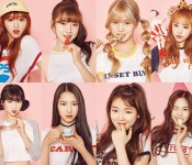 """Oh My Girl Makes a Rosy Return with """"Pink Ocean"""""""