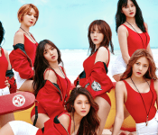 "AOA Hits the Beach for ""Good Luck"""