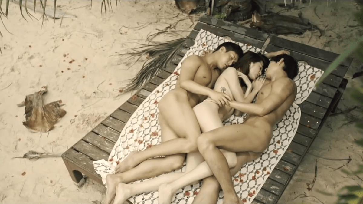 "Love, Lust, and Nudity: Lee Sang-woo's ""Walking Street"""