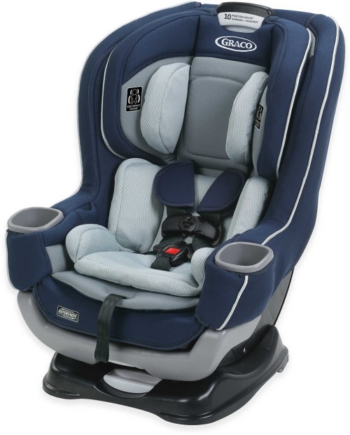 Medium Of Graco 4ever Extend2fit