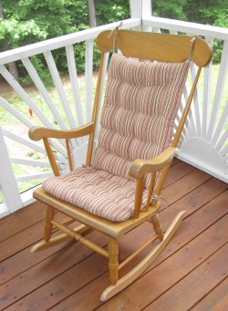 Small Of Rocking Chair Cushions