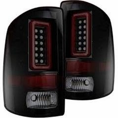 RECON LED Tail Lights for GMC Sierra   2014 2017 GMC Sierra 1500     2014 2017 GMC Sierra 1500  2015 2017 Sierra 2500  Non Dually  Smoked Recon  LED Tail Lights