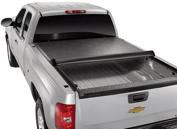 TruXedo Lo Pro QT Soft Roll Up Truck Bed Tonneau Cover for Chevy     2015 2018 Chevy Colorado GMC Canyon 5  Bed w  Sport Bar TruXedo Lo Pro QT  Roll Up Tonneau Cover
