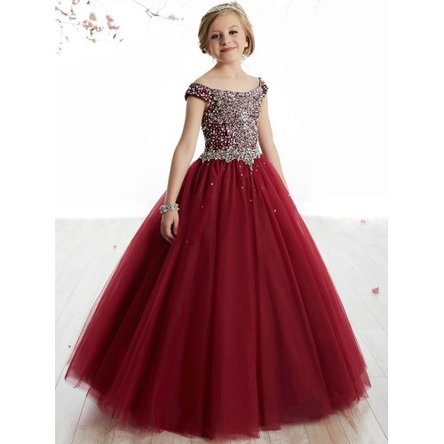 Medium Crop Of Pageant Dresses For Girls
