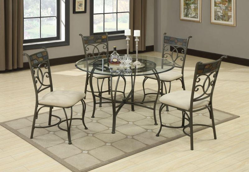 Large Of Glass Dining Table