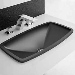 Small Crop Of Drop In Bathroom Sinks