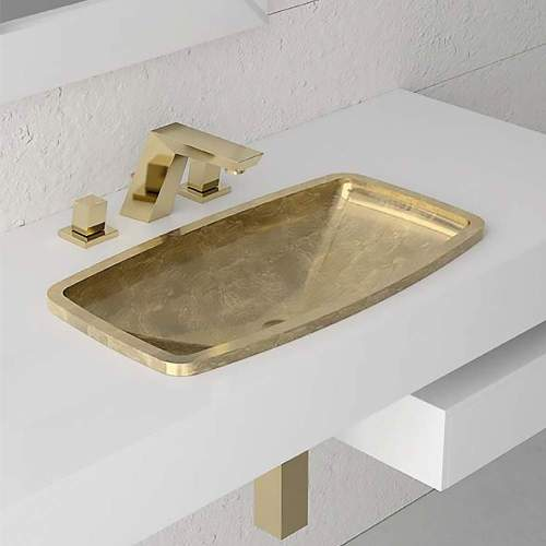 Medium Of Drop In Bathroom Sinks