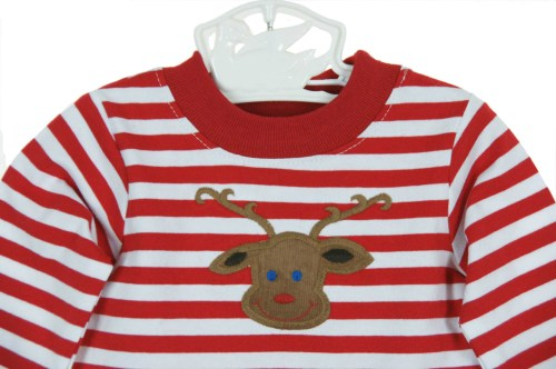 Mind Reindeer Applique Bailey Boys Baby Baby Baby Pajamas Boys Pajamas Sale Boys Pajamas Size 16 New Bailey Boys Red Striped Pajamas