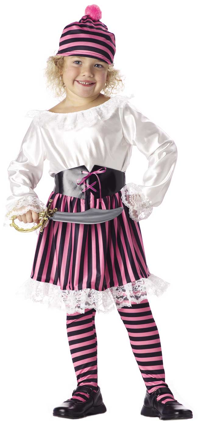 Large Of Girl Pirate Costume