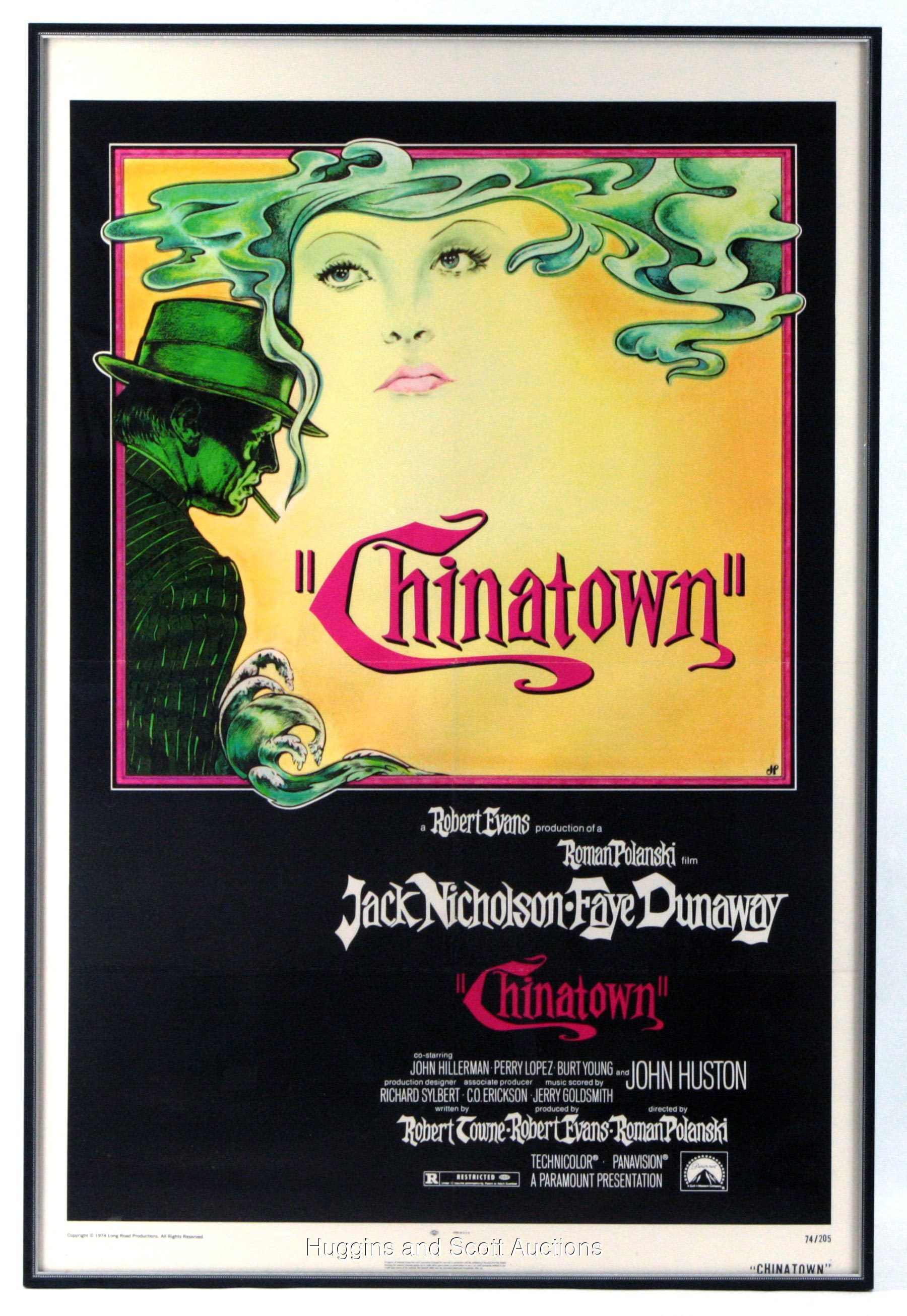 Poster do filme Chinatown