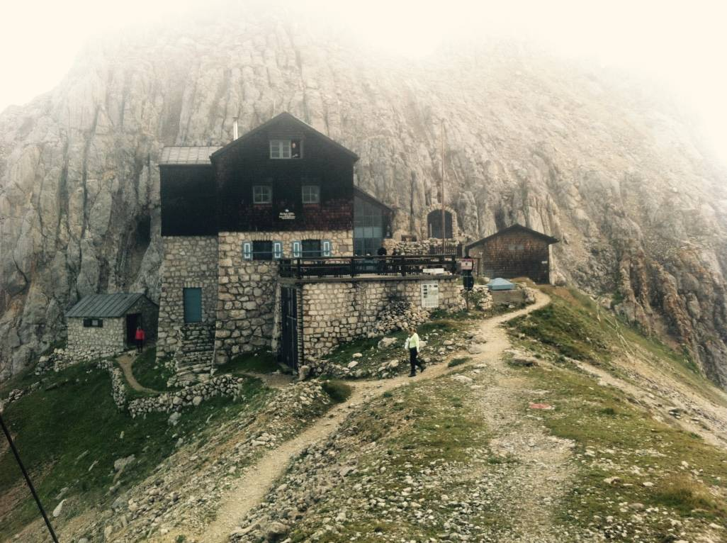 Durch die Partnachklamm zur Meilerhütte