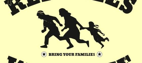 welcome refugies