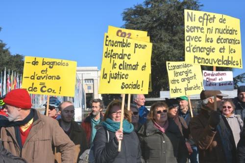 Manifestation interdite du 29 Novembre