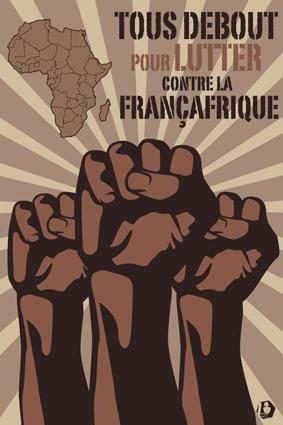Tous debout pour lutter contre la France à Fric !