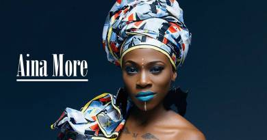 DOWNLOAD VIDEO: Aina More – 'Afrikan Lady' (Official)