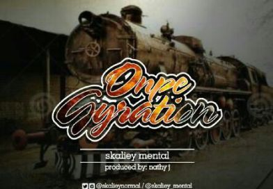 HOT BANG!: Skaliey Mental – 'Onpe Gyration'