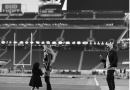 Jay Z And Blue Ivy Cheer Beyoncé Up During Her Rehearsal For Super Bowl Event | PHOTOS