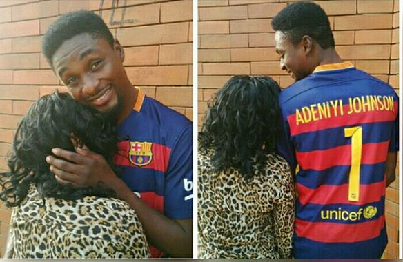 Toyin Aimakhu's Ex-husband, Adeniyi Johnson Shares Intimate Photo With New Lover