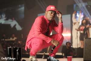 Olamide Replaces Lil Kesh With Female Singer, 'O.T' -See Her PHOTOS + Watch Live Performance