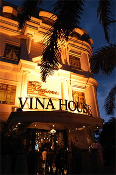 vina house semarang