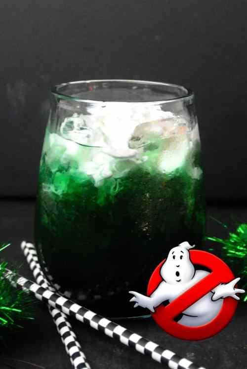Ghostbuster V drink 4