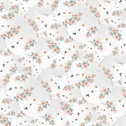Digital Paper - Paper Umbrellas-02