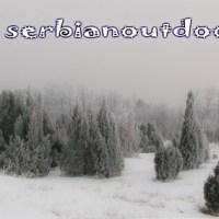 Зимске чаролије у Делиблатској пешчари
