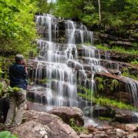 ЊЕНО ВЕЛИЧАНСТВО СТАРА ПЛАНИНА: водопади Арбиња -  Три Чуке - кањон Росомаче и Владикине Плоче