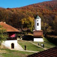 ВУЈАН: манастир Вујан-Буковик-бања Трепча