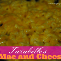 Tarabelle's Mac and Cheese Recipe-- No Milk