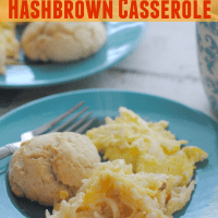Hashbrown Casserole- Cracker Barrel Copy Cat Recipe