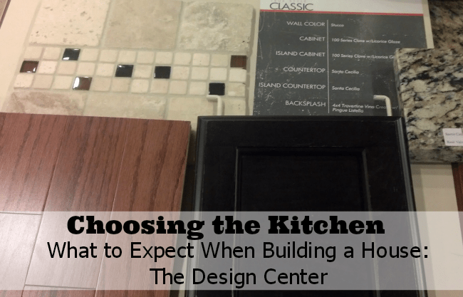What to expect when building a house the design center