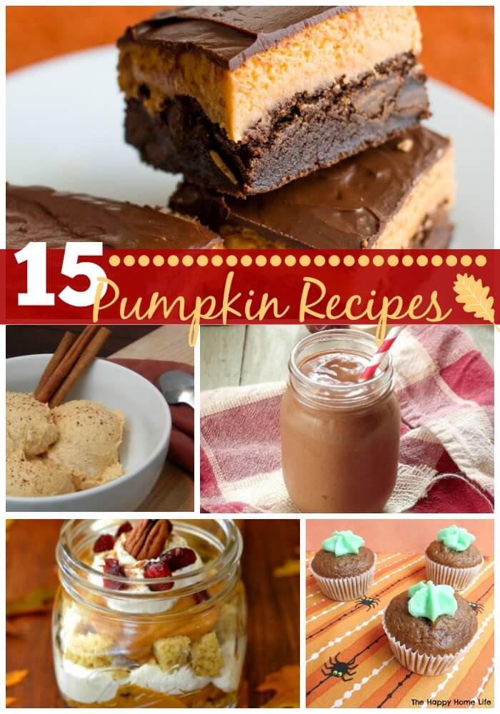 The most delicious pumpkin recipes serendipity and spice for The most delicious recipes