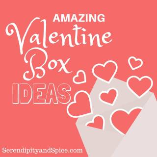 Amazing Valentine Box Ideas