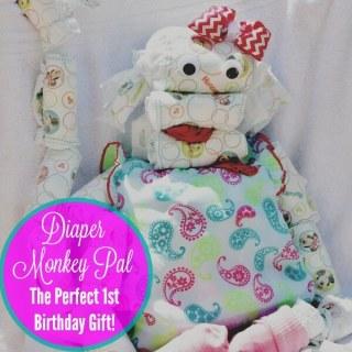 diaper monkey pal
