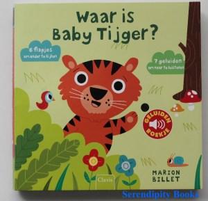 Waar is baby tijger goed