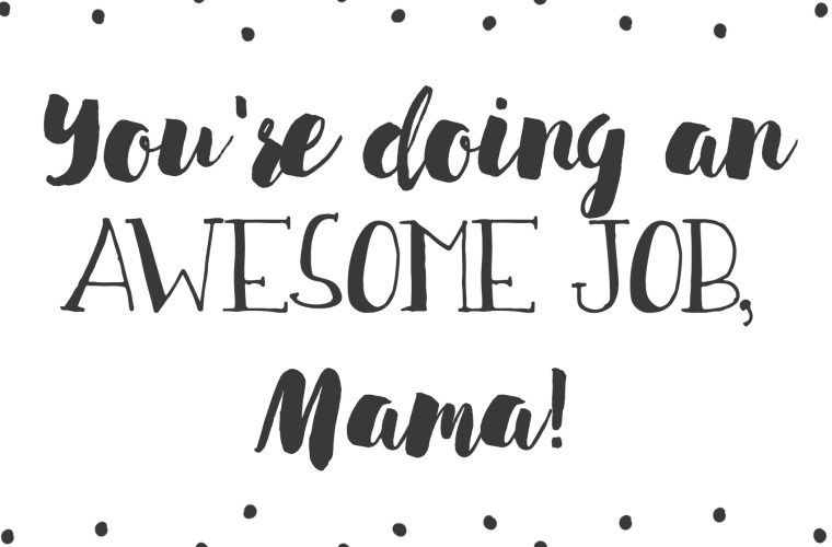 Awesome-job-mama