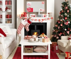 Christmas Scandi Decorating Ideas