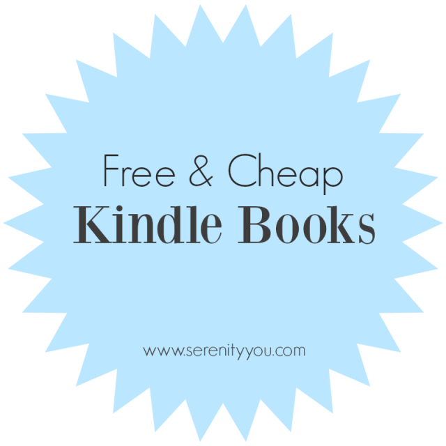 Free and Cheap Kindle Books #1