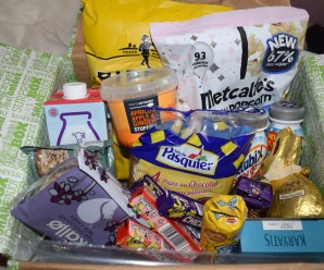 March 2016 Degustabox Review and Unboxing