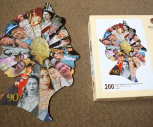 Celebrating the Queens 90th birthday with Wentworth Puzzles