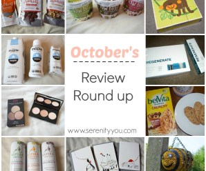 October's Review Round Up