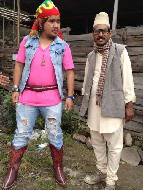 Khas Khus - new comedy serial by Magne Budha and Takme Budha