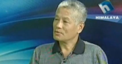 Interview with NRNA President Shesh Ghale about Earthquake in Nepal
