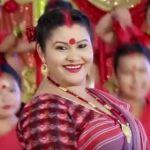 Samjhana Budathoki New Nepali Teej Song 2073 - Khadarko Sadi